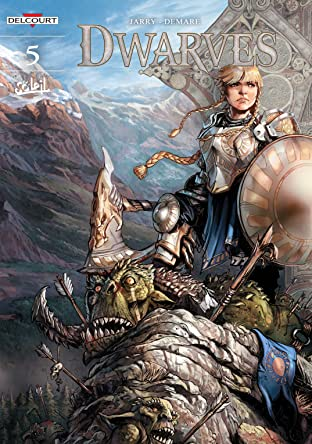 Dwarves Tome 5: Tiss of the Shield