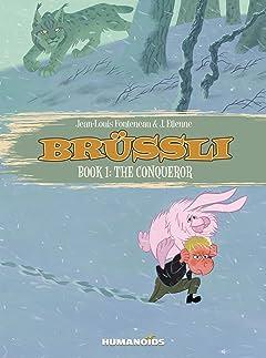 Brussli: Way of the Dragon Boy Vol. 1: The Conqueror
