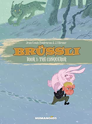 Brussli: Way of the Dragon Boy Vol. 1: The Conqueror