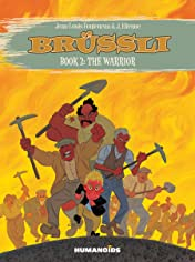 Brussli: Way of the Dragon Boy Vol. 2: The Warrior