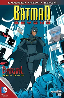 Batman Beyond (2012-2013) #27