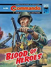Commando #4960: Blood Of Heroes