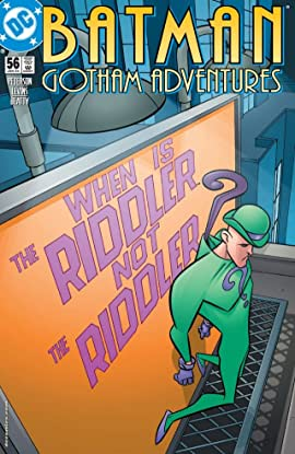 Batman: Gotham Adventures #56