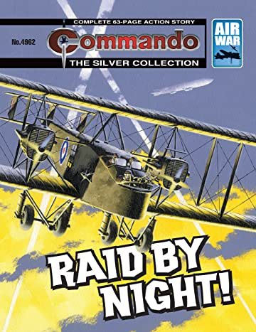 Commando #4962: Raid By Night!