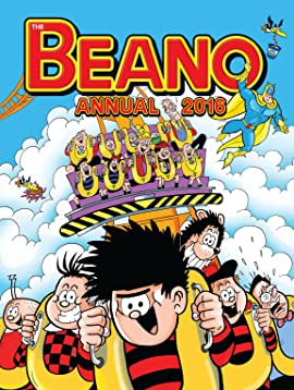The Beano Annual 2016