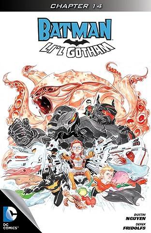 Batman: Li'l Gotham #14