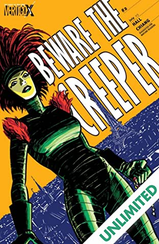 Beware The Creeper (2003) #2 (of 5)