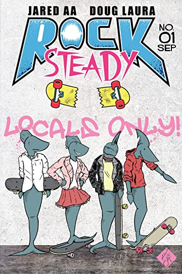 Rock Steady #1