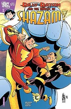Billy Batson and the Magic of Shazam! #21
