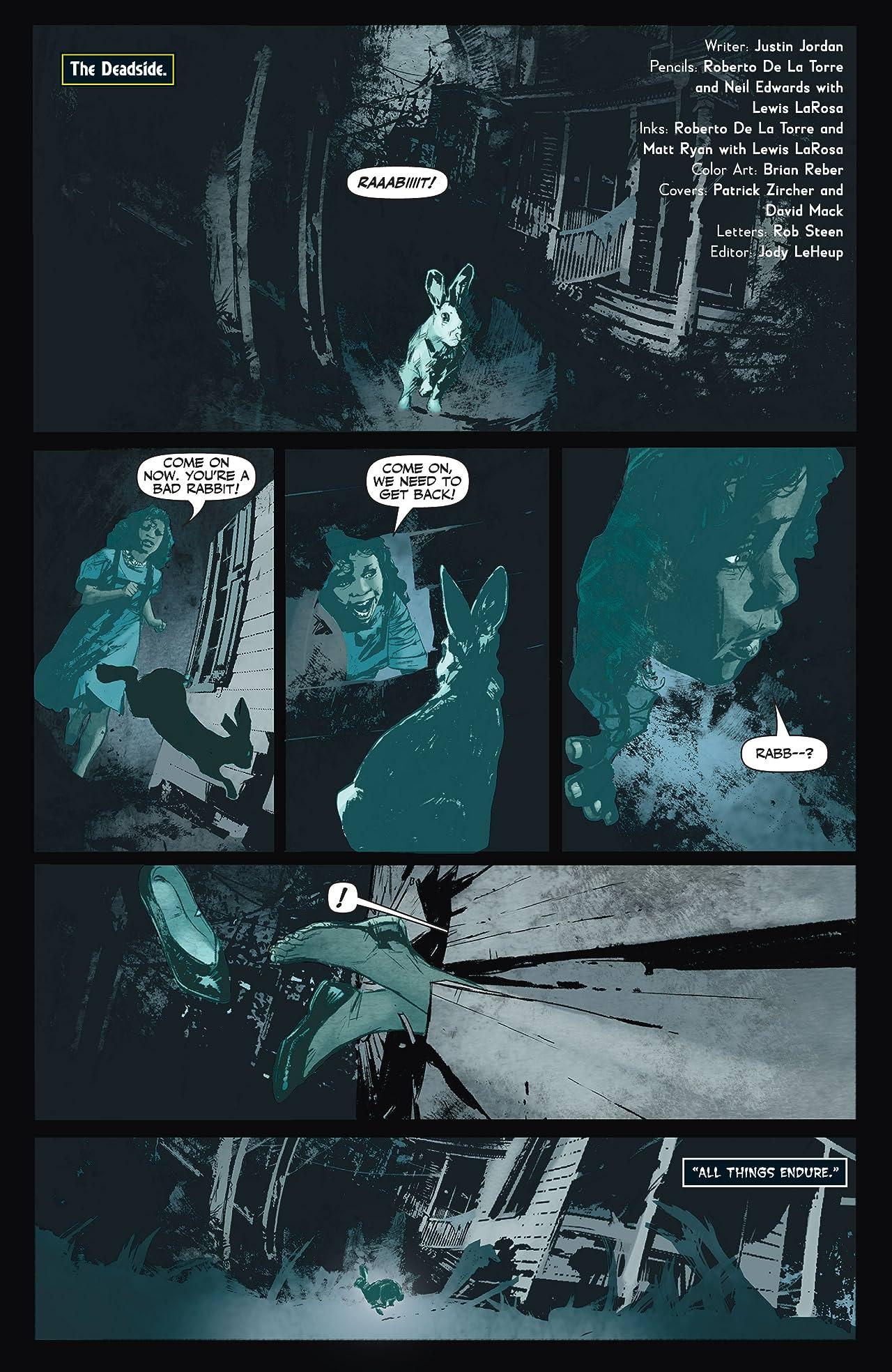 Shadowman (2012- ) #8: Digital Exclusives Edition