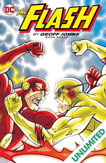 The Flash By Geoff Johns Book Three