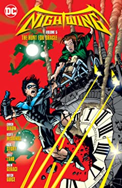Nightwing (1996-2009) Tome 5: The Hunt for Oracle