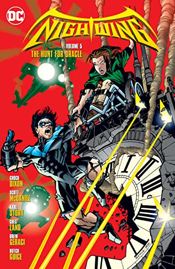 Nightwing (1996-2009) Vol. 5: The Hunt for Oracle