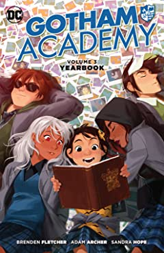Gotham Academy (2014-) Tome 3: Yearbook