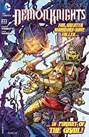 Demon Knights (2011-2013) #22