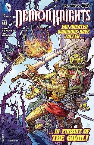 Demon Knights (2011-2013) #22