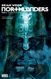 Northlanders: Book 2: The Icelandic Saga