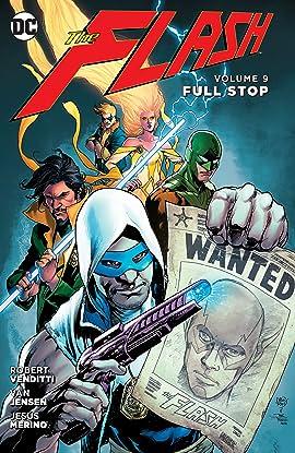 The Flash (2011-2016) Vol. 9: Full Stop