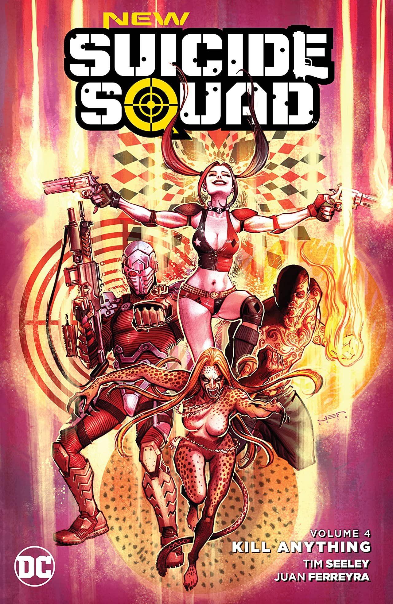 New Suicide Squad (2014-2016) Vol. 4: Kill Anything