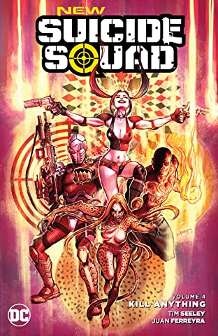 New Suicide Squad (2014-2016) Tome 4: Kill Anything