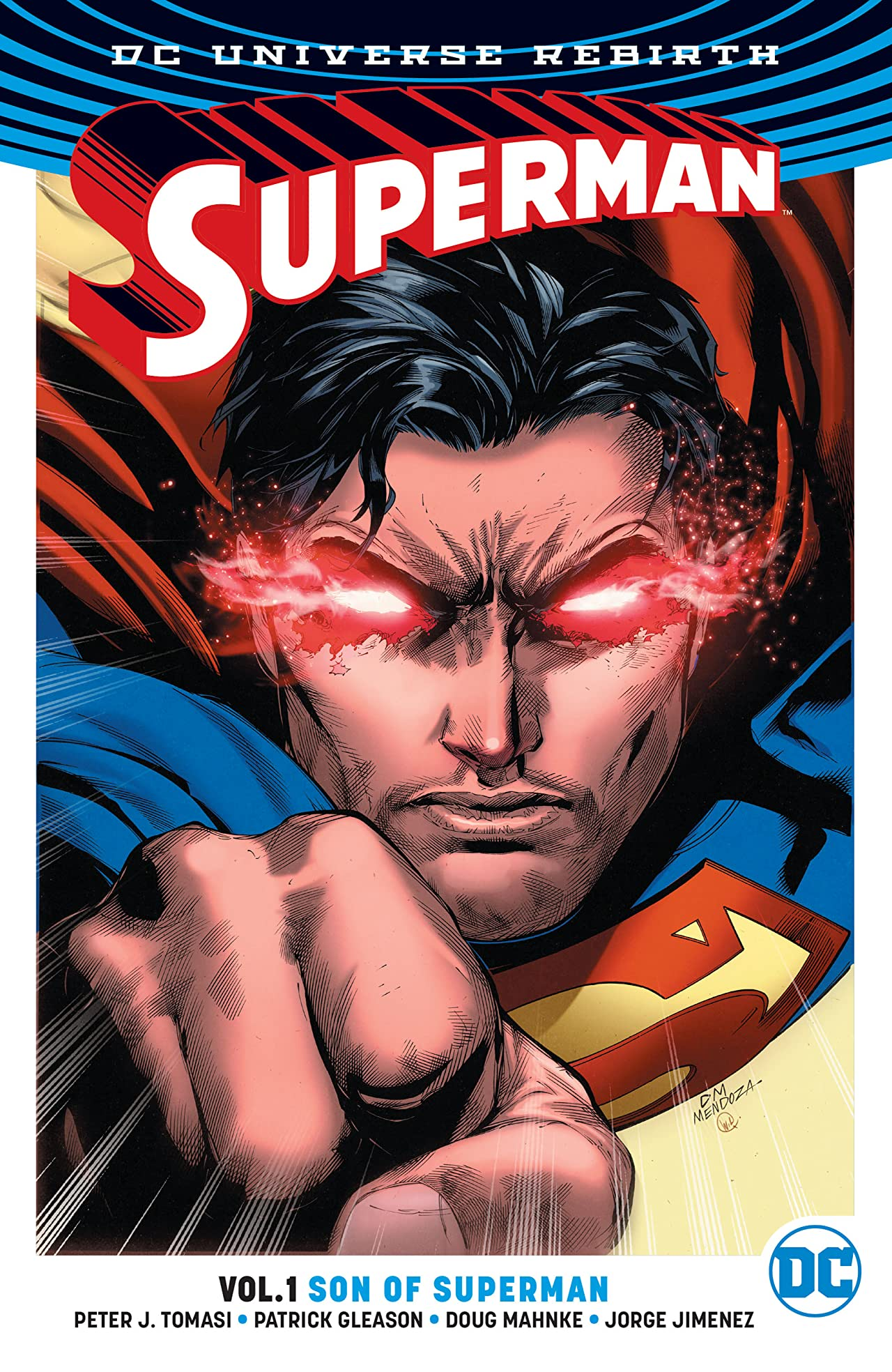Superman (2016-2018) Vol. 1: Son of Superman