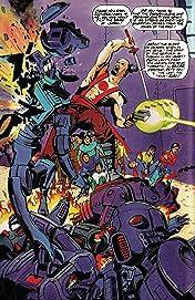 Rai and the Future Force (1992-1995) #9
