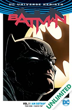 Batman (2016-) Vol. 1: I Am Gotham