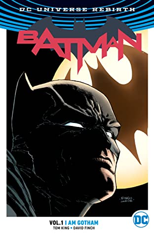Batman (2016-) Tome 1: I Am Gotham