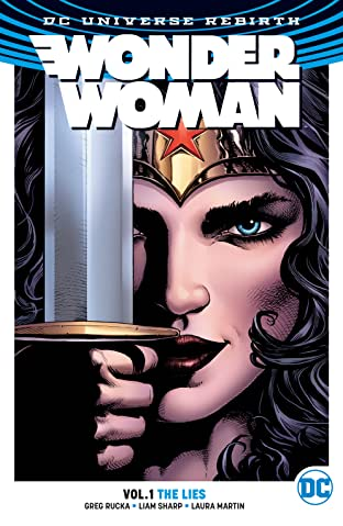 Wonder Woman (2016-) Tome 1: The Lies