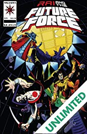 Rai and the Future Force (1992-1995) #10