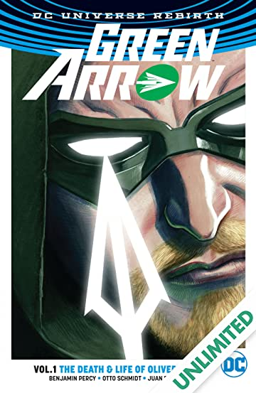 Green Arrow (2016-) Vol. 1: The Death and Life of Oliver Queen