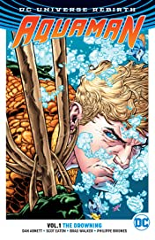 Aquaman (2016-) Vol. 1: The Drowning