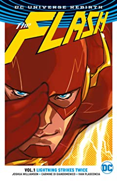 The Flash (2016-) Tome 1: Lightning Strikes Twice
