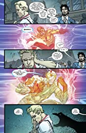 The Flash (2016-) Vol. 1: Lightning Strikes Twice