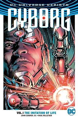 Cyborg (2016-2018) Vol. 1: Imitation of Life