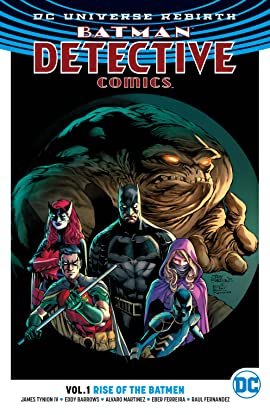Batman - Detective Comics (2016-) Vol. 1: Rise of the Batmen