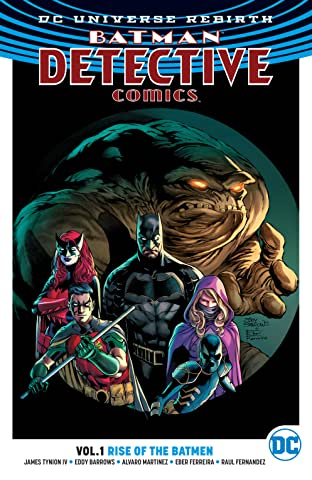 Batman - Detective Comics (2016-) Tome 1: Rise of the Batmen