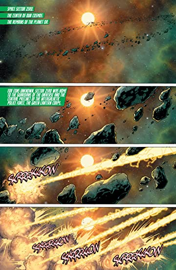 Hal Jordan and the Green Lantern Corps (2016-) Vol. 1: Sinestro's Law