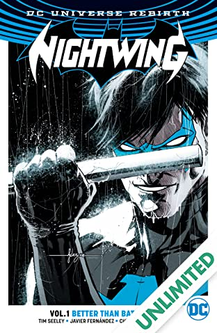 Nightwing (2016-) Vol. 1: Better Than Batman