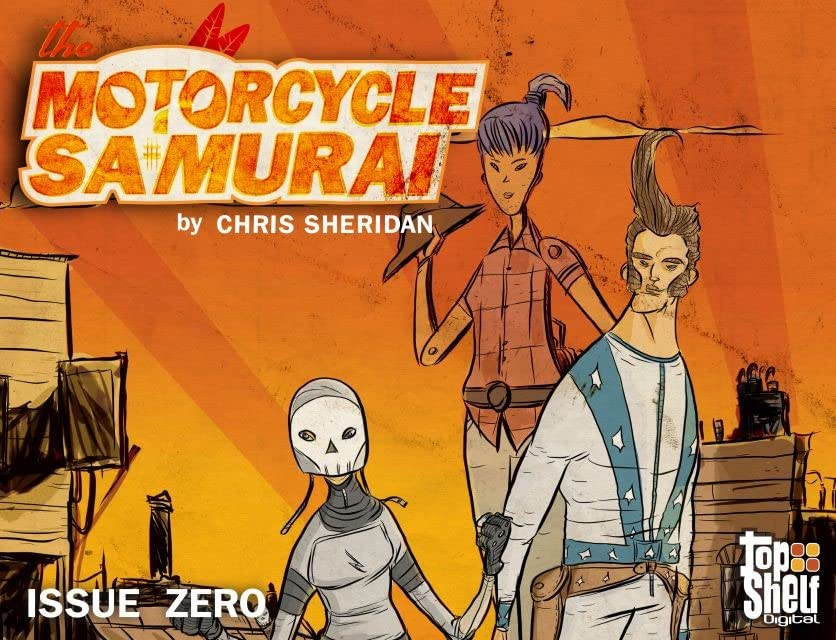 Motorcycle Samurai #0