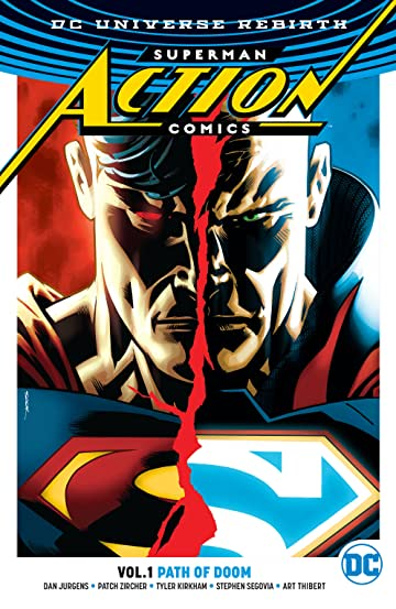 Superman - Action Comics (2016-) Tome 1: Path of Doom