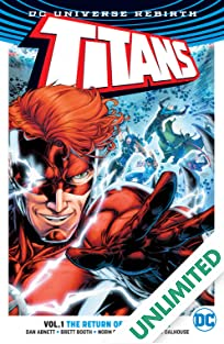 Titans (2016-2019) Vol. 1: The Return of Wally West