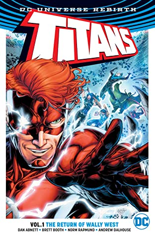 Titans (2016-) Tome 1: The Return of Wally West