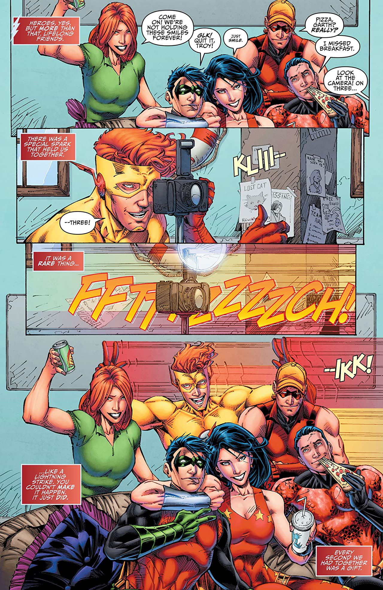 Titans (2016-) Vol. 1: The Return of Wally West