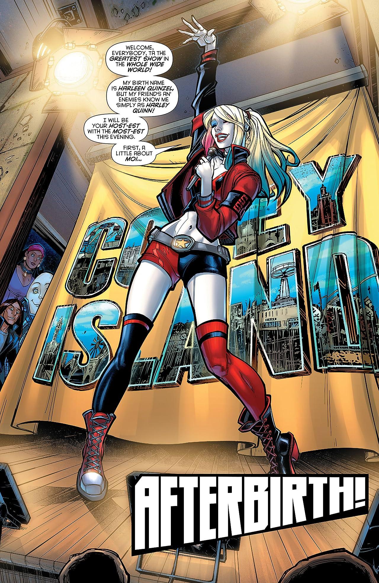 Harley Quinn (2016-) Tome 1: Die Laughing