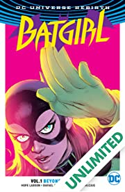 Batgirl (2016-) Vol. 1: Beyond Burnside