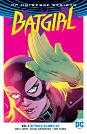 Batgirl (2016-) Tome 1: Beyond Burnside