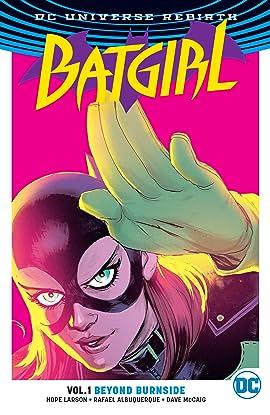 Batgirl (2016-) Tome 1: Beyond Burnside