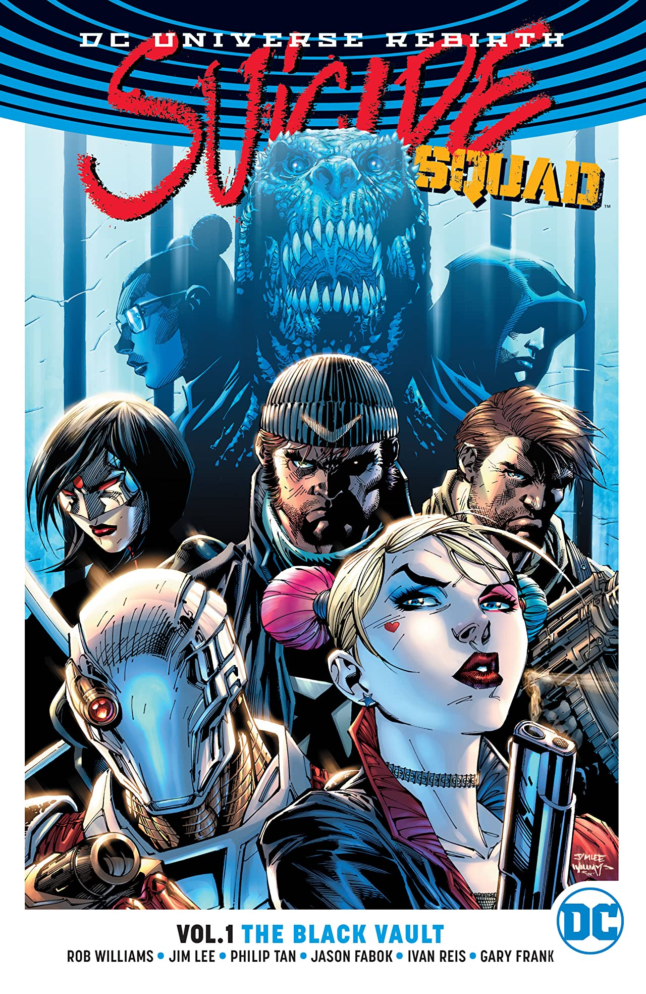 Suicide Squad (2016-) Vol. 1: The Black Vault
