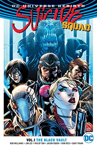 Suicide Squad (2016-2019) Tome 1: The Black Vault